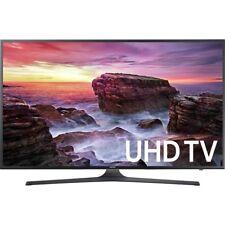 ON SALE! Samsung 55 in. 2160p 4K HDR 120 Motion Rate Smart TV UN55MU6071 NIB NEW