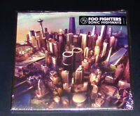 Foo Fighters Sonic Highways CD Plus Vite Expédition