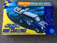 Micro Scalextric Mini Challenge-boîte vide seulement