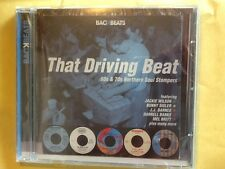 THAT. DRIVING. BEAT.     ('60s and '70s Northern Soul Stompers, 2010)