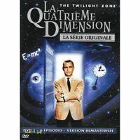 DVD La Quatrième Dimension (6 épisodes) Occasion