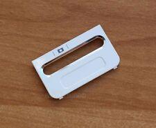 ORIGINALE Nokia 3250 LOWER COVER POSTERIORE (nuovo, bianco, 9441311)