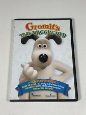 Wallace and Gromit's: Tail Waggin Dvd