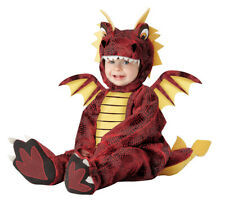 California Costume Adorable Dragon Infant Costume, Red/Yellow - CCC-10019