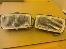 FORD ESCORT MK3 RS 1600i HELLA LOWER FOG LAMPS NEW OLD STOCK PAIR VERY RARE !!