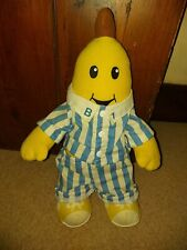 Banana in pyjamas talking soft toy (B1)