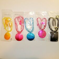 FN246 Bulk Lot of 10 Assorted Fashion Jewelry Necklaces New in Package