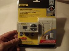 Stanley 31173 Light Switch Remote Dimmer, Polarized 1-Outlet Indoor >AMBIENCE<
