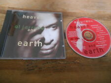 CD Jazz Al Jarreau - Heaven And Earth (10 Song) WEA RECORDS jc