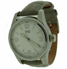Oris Stainless Steel Case Mechanical (Automatic) Watches