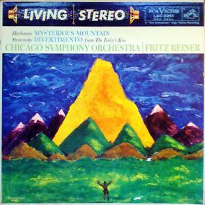 Mysterious Mountain; Sergei Prokofiev: Lieutenant Kije' Suite Fritz Reiner CSO