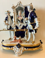 Royal Dux Porcelain Figurine ANTIQUE Bohemia Czech Decorative Collectible gift