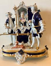 Royal Dux Porcelain Figurine ANTIQUE Bohemia Czech Decorative Collectible gift