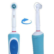 4PCS Oral B Compatible Electric Toothbrush Head Protective Cover Travel Case Cap