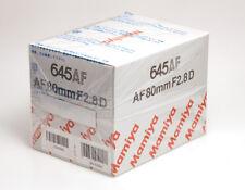 Mamiya 645AF Normalobjektiv AF 80mm f/2,8 D #LCOD3002