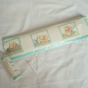 Disney Winnie the Pooh and Piglet wallpaper borders, Marks and Spencer x 2 =10m