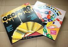 2 LP ORO PURO TRE     +   STRIKE  DISCO TV