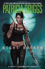 Night Broken (Mercy Thompson)