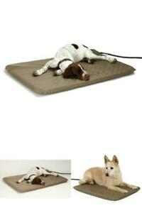 K&H Lectro-Soft Outdoor Heated Pet Dog Cat Bed Small Medium Large