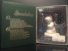 Dept 56 Winter Tales of the Snowbabies - Now I Lay Me Down to Sleep - Ships Free