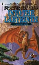 Into the Labyrinth (Death Gate Cycle), Margaret Weis, Tracy Hickman, 0553567713,