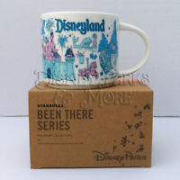 Disney Starbucks Disneyland BEEN THERE Mug Castle Attractions Happiest Place
