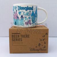 Disney Starbucks Disneyland BEEN THERE Mug Castle Attractions Happiest Place