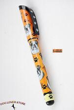 Bulldog Dog Pen Replaceable Ballpoint Black Ink