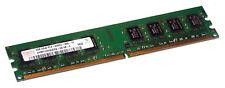 2GB HYNIX HYMP125U64CP8-S6 PC2-6400U 800MHz Non-ECC DDR2 Desktop Memory