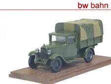 Micarola 1:43 ST3 Militär-Fahrzeug Citroen C4F 1930 Tarnfarbe Auto Neu B-WARE