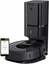 iRobot Roomba i7+ (7550) Robot Vacuum with Automatic Dirt Disposal Wi-Fi Connect