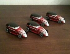 Lot Of 4 1999 Hot Wheels PHAETON Walgreens Logo Cars Mattel, Inc.
