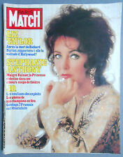 ►PM 1839/1984 - LIZ TAYLOR - MICHEL SARDOU - STEPHANIE MONACO - LAURA ANTONELLI