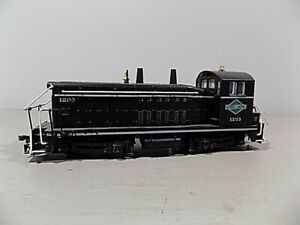 HO Scale Athern SW7 Illinois Central #1203