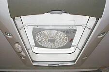 Turbo Kit Ventola FIAMMA sfiato botola sul tetto Camper Roulotte VENTILATORE
