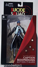 DC SUICIDE SQUAD. CAPTAIN BOOMERANG NEW 52 ACTION FIGURE. NEW IN BOX
