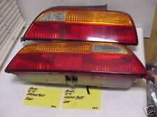 ACURA LEGEND 2 DOOR COUPE  91-95 1991-95 TAIL LIGHT SET RH & LH