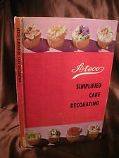 ATECO SIMPLIFIED CAKE DECORATING How To Use Icing Tubes Make Flowers Art Writing