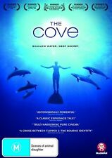 The Cove NEW R4 DVD