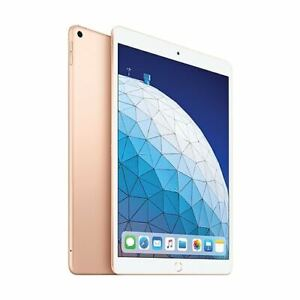 iPad Air 3 - WiFi + Cellular - 64GB - Gold - Good