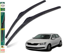 "Skoda Fabia 2014-on replacement wiper blades HEYNER HYBRID 24""16""ST FRONT"