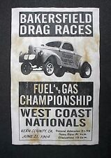 DRAG STRIP BAKERSFIELD FONTANA YORK US30 St.THOMAS 9 AGED GASSER RACING POSTERS