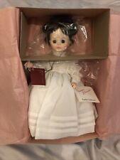 New ListingMadame Alexander 14� #1587 Emily Dickinson Doll - Classic Series - In Box