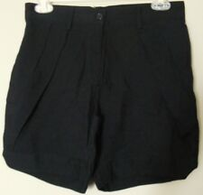 ENVAHISSEURS Believe SHORTS soft Tencel blend  high-rise 29W  NEW! ~ Women sz 7