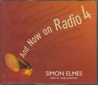 Simon Elmes - And Now On Radio Four 4CD Audio Book History Of FASTPOST