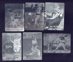 Chase Card--Looney Tunes Baseball--Holograms (Choice) (1991 Upper Deck)