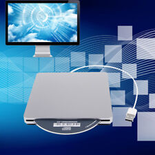 Esterno USB 2.0 RW CD MASTERIZZATORE LETTORE DVD Drive Player Per Mac PC NETBOOK