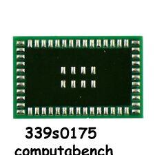339s0175 WIFI IC // per iPad 4/IPAD MINI WIFI Fix in Grigio