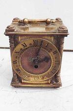 Brass Victorian Antique Mantel & Carriage Clocks (1900-Now)