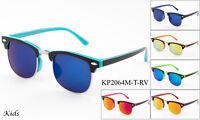 High Quality Sunglasses Small Kids Youth Boys Girls UV 100% Lead Free 3-8 Years